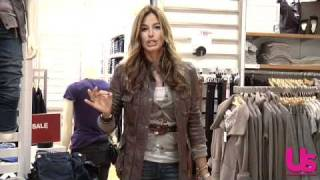 """Kelly Bensimon Gets """"Smokin' Hot"""" with """"the New Cleavage"""""""