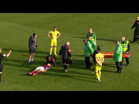 Crewe Alexandra 1-3 Cheltenham Town: Sky Bet League Two Highlights 2018/19 Season