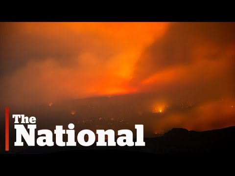 What's made the the B.C. wildfires so severe?