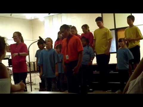 Kentucky School for the Blind: Imagine (5/2011)
