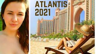 ATLANTIS THE PALM 5 ПОЛНЫЙ ВИДЕООБЗОР С АЛИНОЙ ГАРЧЕНКО ДУБАЙ 2021