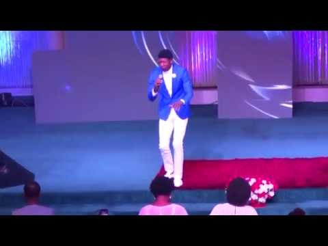 Raw Live Clips of Steve Crown at the Hilltop International Christian Centre, Port Harcourt, Nigeria