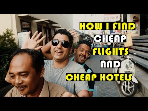 How I Find Cheap Flights & Hotels | Best Travel Resources