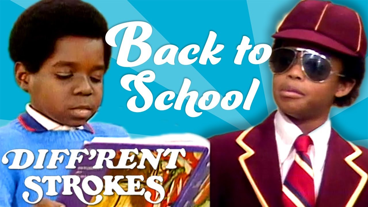 Back To School! | Diff'rent Strokes