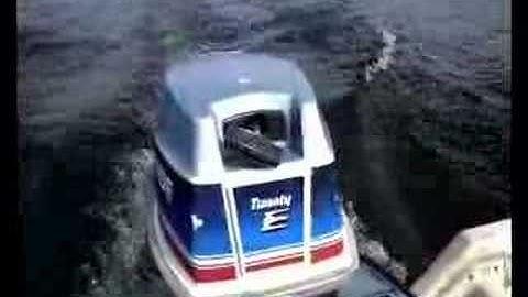 Evinrude johnson 20 OMC outboard perämoottori