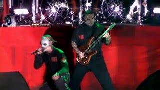 Slipknot - Duality (live 2016-01-28 Leipzig, Germany, Messehalle 1)