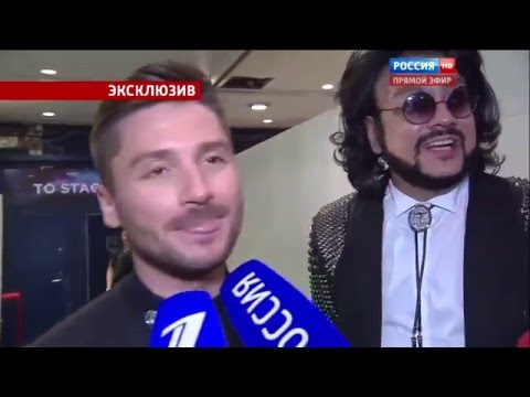 Сергей Лазарев на Евровидении 2016: смотреть видео