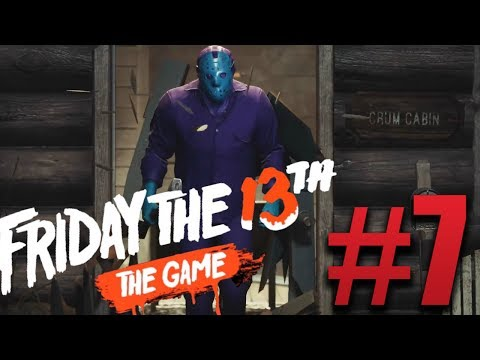 Friday the 13th Funny Moments #7 W/Schultz! Retro Jason! Schultz Gets Banned For Trash Talking!