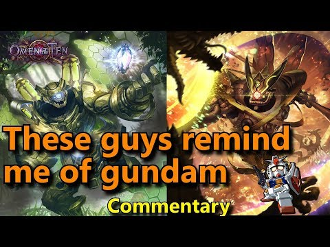 [Shadowverse] Commentary Strike/Guardform Golem deck!