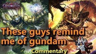 "[Shadowverse] Commentary ""Strike/Guardform Golem deck!"""