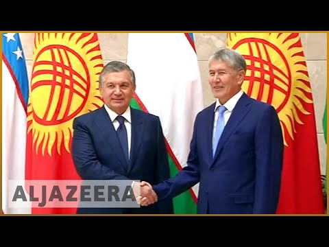 Kyrgyz-Uzbek citizens welcome reopening of borders