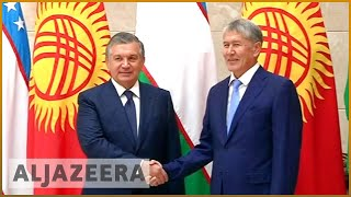 Kyrgyz-Uzbek citizens welcome reopening of borders