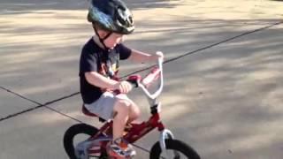 Strider to bike in 10 minutes