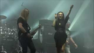 Amaranthe - Burn With Me (Live - Graspop Metal Meeting 2013 - Belgium)