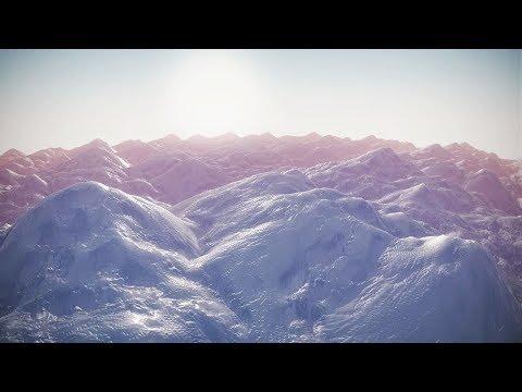 Max Cooper - Molten Landscapes  (official video by Cornus Ammonis and Morgan Beringer)