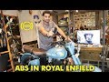 Royal Enfield New Launch With ABS Signals - King Indian