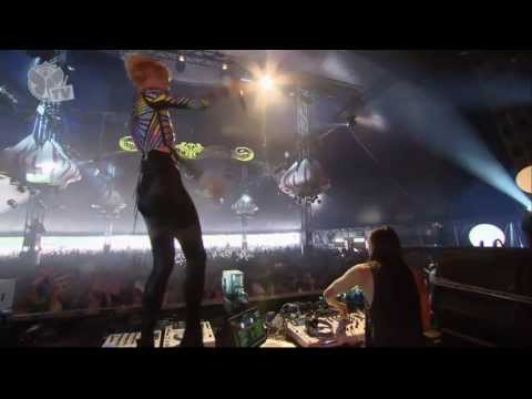 Steve Aoki - Tomorrowland 2013 [HD][Live]