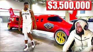 THIS AINT FAIR!! 10 Items ZION Owns That Cost More Than Your Life..
