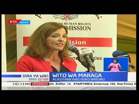 Jaji mkuu David Maraga ahudhuria kongamano ya majaji katika kaunti ya Nakuru