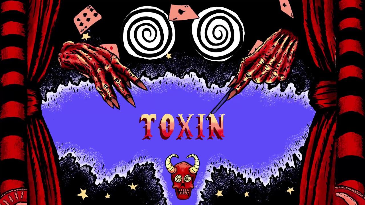 toxin és blodet