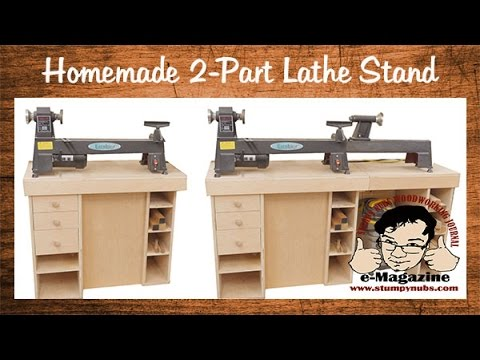 Lathe Stand Height
