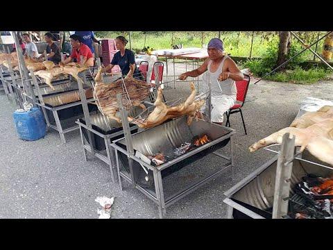 चीन से कम नहीं है इंडोनेशिया के लोग जो मिला खालिया ! | | Indonesia Meat Food Market