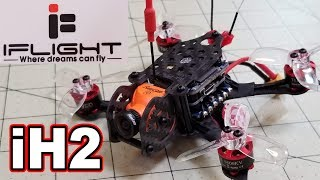 MD#134 🚁iFlight iH2 2-inch HD Video Drone 🏁😀