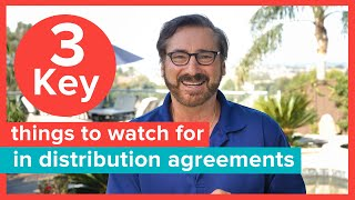 Working with Distributors and Understanding Distribution Agreements | DON'T GET SCREWED!
