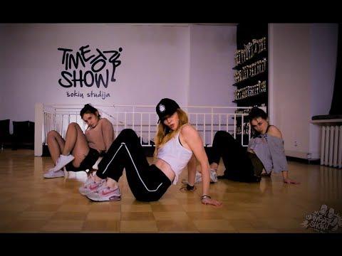 Fergie  Tension Choreography