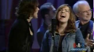 Rhonda Vincent and Rebecca Lynn Howard - The Angel