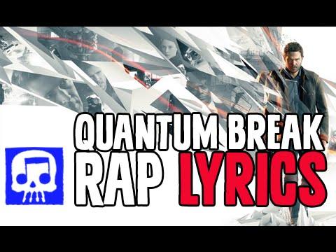 "Quantum Break Rap LYRIC VIDEO by JT Music - ""Screams of Time"""