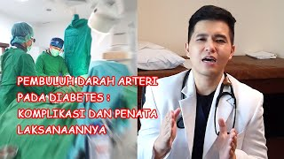 Dr. Vito Damay : Penyakit Pembuluh Darah Arteri Perifer