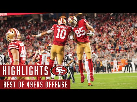 49ers Best Offensive Plays of 2019
