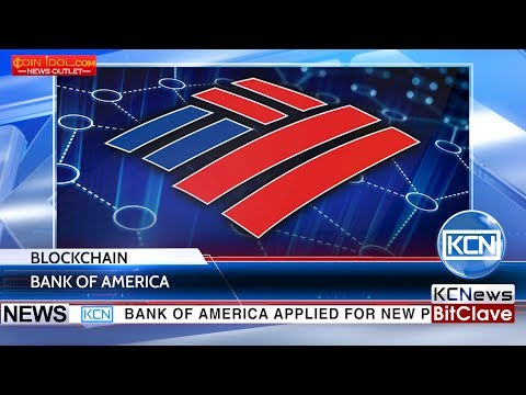 KCN Bank of America applies the blockchain technology