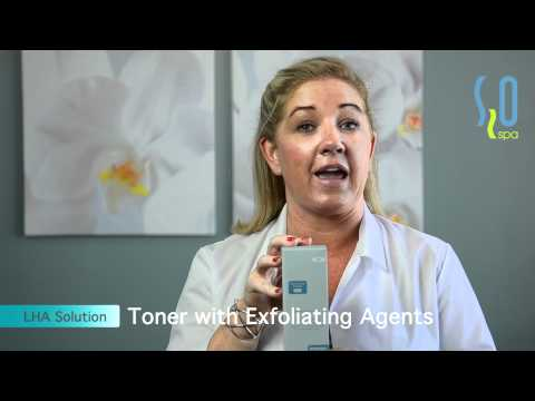 Skin2O SkinCeuticals LHA