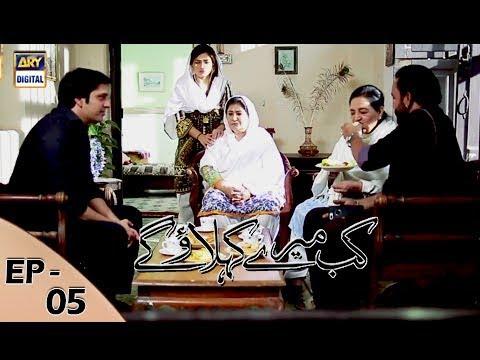 Kab Mere Kehlaoge - Episode 5 - 2nd January 2018 - ARY Digital Drama