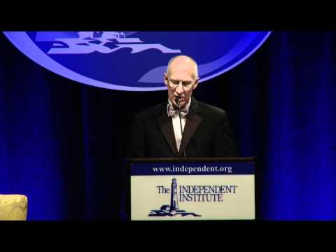 Robert Higgs Inspires Independent Institute Gala Attendees