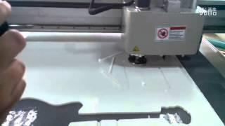 aokecut@163.com bevel v cut KT board foam forex cutting system cutter table machine