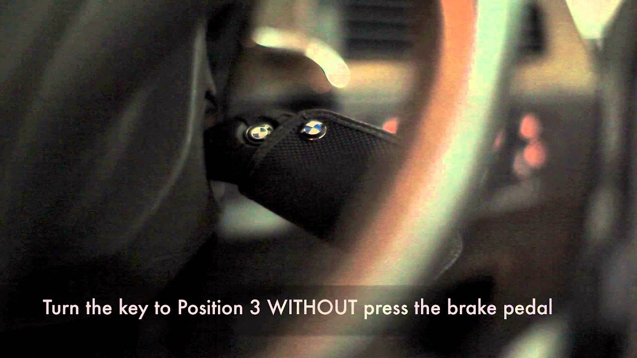 Bmw How To Check Automatic Transmission Fluid Youtube