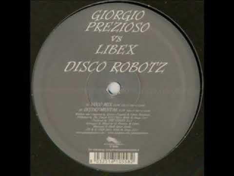 disco robotz-giorgio prezioso