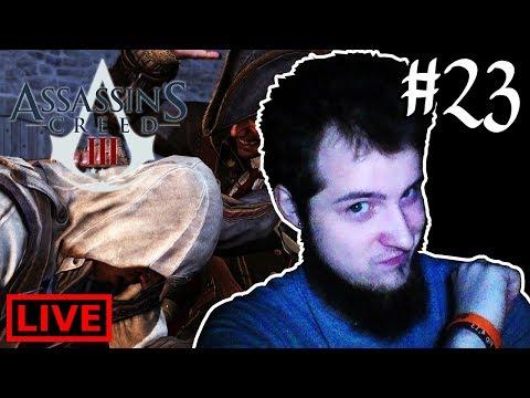TO TEN, W ASASYNA - Assassin's Creed III [Auronn streamuje] #23