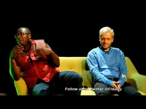 SWAY AND MR HUDSON INTERVIEW