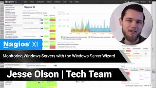 Nagios: Windows Server Monitoring. Monitoring Windows Servers with the Windows Server Wizard