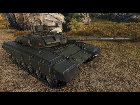 World of Tanks Object 140 (Milkys Tank Skin) 9797 DMG STEEL WALL 1893 EXP - Karelia
