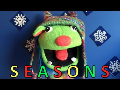 The Seasons For Children - Season 1 Episode 3 - Learn With Spud