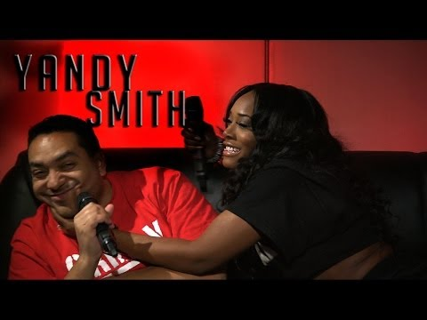 Yandy Smith spills all on the New Season Of Love And Hip Hop