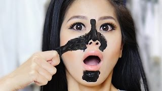 Blackhead Removal Peel Off Mask | Asian Beauty Hack