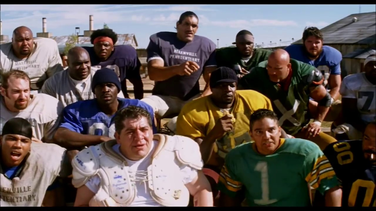 The Longest Yard (2005) Official Trailer - YouTube The Longest Yard 2005