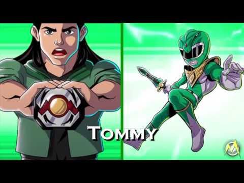 Power Rangers: Mega Battle - TV Show Style Intro (Fan Made)