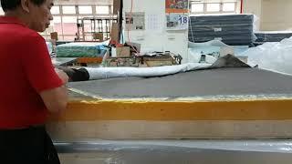 床的世界工廠直擊 用戶舒適層回廠保固處理